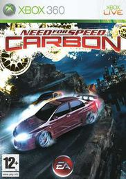 Need for Speed Carbon Xbox 360