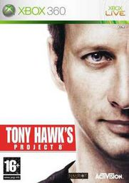 Tony Hawk´s Project 8