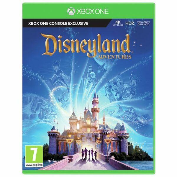 Kinect Disneyland Adventures Xbox One
