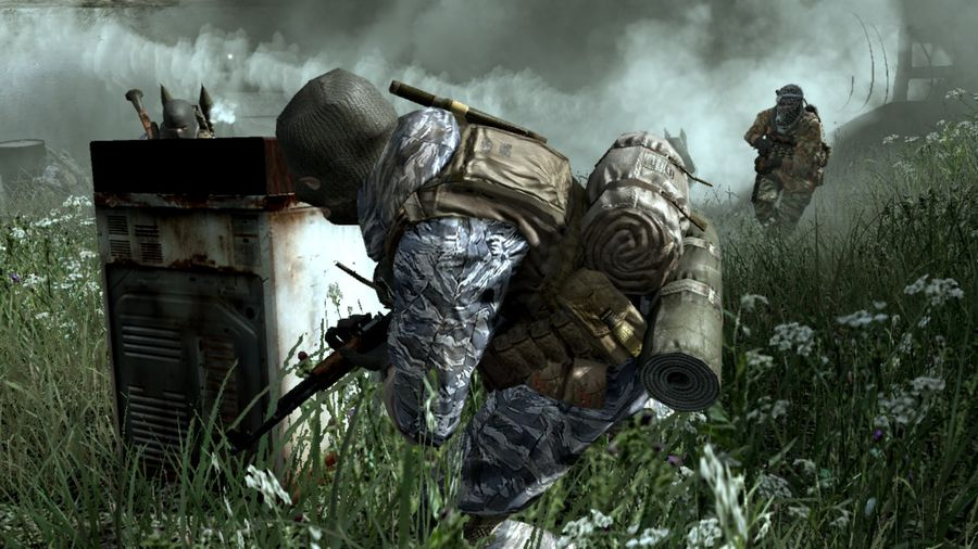 Ghost Recon tuleva sotilas Co op matchmaking